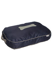 Kakadu Pet Urban Pillow Bed In French Vivid