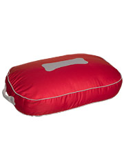Kakadu Pet Urban Pillow Bed In Rouge Biscuit